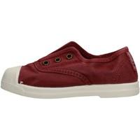 Sapatos Rapaz Sapatilhas Natural World - Scarpa elast bordo' 470E-620 BORDEUAX