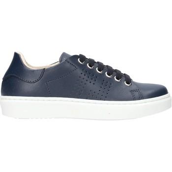 Sapatos Rapaz Sapatilhas Sho.e.b. 76 - Sneaker blu 1208 BLU