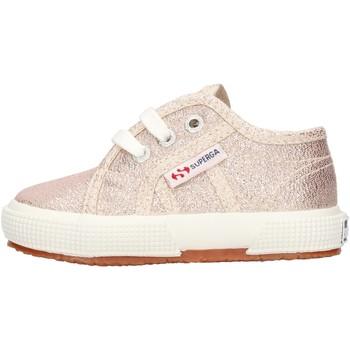 Sapatos Rapariga Sapatilhas Superga - 2750 lameb oro S0028T0 2750 941 PLATINO