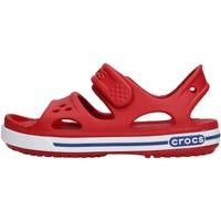 Sapatos Rapaz Sapatos aquáticos Crocs - Crocband ii sand rosso 14854 ROSSO