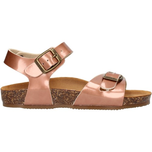 Sapatos Rapariga Sandálias Gold Star - Sandalo bronzo 8846 ROSA