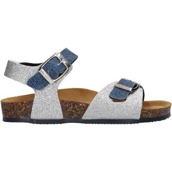 Sapatos Rapariga Sandálias Gold Star - Sandalo jeans blu 8846J