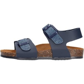 Sapatos Rapaz Sandálias Gold Star - Sandalo blu 8805J P