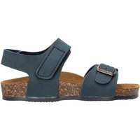 Sapatos Rapaz Sandálias Gold Star - Sandalo blu 8804