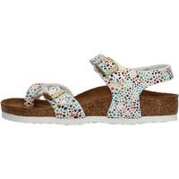 Sapatos Rapariga Sandálias Birkenstock - Taormina bianco 1009454