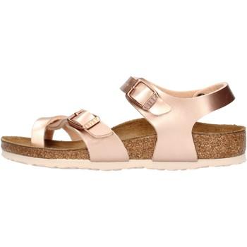 Sapatos Rapariga Sandálias Birkenstock - Taormina bronzo 1014444 BRONZO