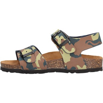 Sapatos Rapaz Sandálias Gold Star - Sandalo blu 1805ST