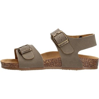 Sapatos Rapaz Sandálias Gold Star - Sandalo kaki 8405