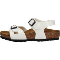 Sapatos Rapariga Sandálias Birkenstock - Rio bianco 931133