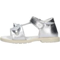 Sapatos Rapariga Sandálias Falcotto - Sandalo argento PLUSH ARGENTO