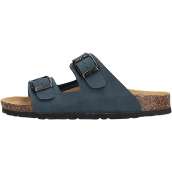 Sapatos Rapaz Chinelos Gold Star - Ciabatta  blu 1800 BLU