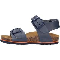 Sapatos Rapaz Sandálias Gold Star - Sandalo blu 1805BV BLU