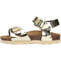 Sapatos Rapariga Sandálias Gold Star - Sandalo oro 1846TT ORO