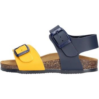 Sapatos Rapaz Sandálias Gold Star - Sandalo giallo 8805 GIALLI