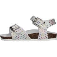 Sapatos Rapariga Sandálias Gold Star - Sandalo argento 8846W ARGENTO