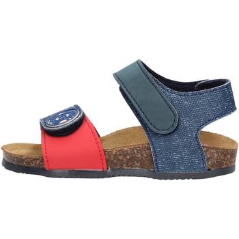 Sapatos Rapaz Sandálias Gold Star - Sandalo blu 8852 BLU