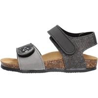 Sapatos Rapariga Sandálias Gold Star - Sandalo nero 8852J NERO