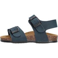 Sapatos Rapaz Sandálias Gold Star - Sandalo blu 8805 BLU