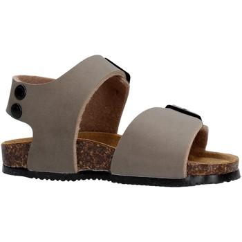 Sapatos Rapaz Sandálias Gold Star - Sandalo tortora 8805 GRIGIO