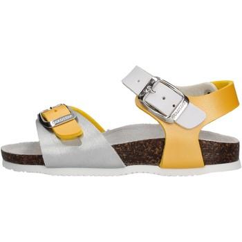 Sapatos Rapariga Sandálias Gold Star - Sandalo giallo 8846D GIALLO