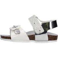Sapatos Rapariga Sandálias Gold Star - Sandalo argento 8845F ARGENTO