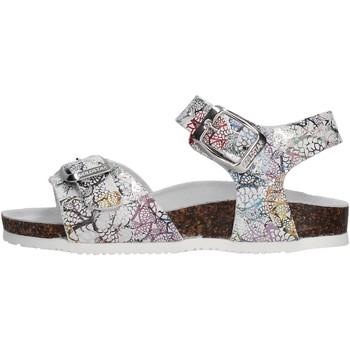 Sapatos Rapariga Sandálias Gold Star - Sandalo ghiaccio 8846Y GRIGIO