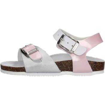 Sapatos Rapariga Sandálias Gold Star - Sandalo rosa 8846D ROSA