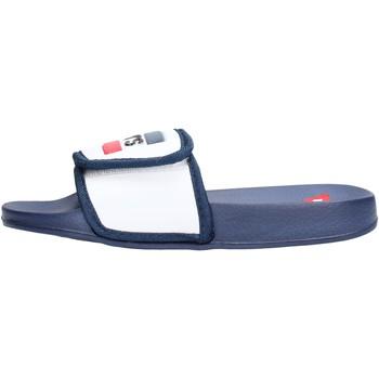 Sapatos Rapaz chinelos Levi's - Game blu/bianco VPOL0023S BB BLU