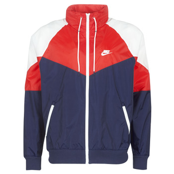 Textil Homem Corta vento Nike M NSW HE WR JKT HD + Marinho