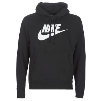 Textil Homem Sweats Nike M NSW CLUB HOODIE PO BB GX Preto