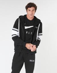 Textil Homem Sweats Nike M NSW NIKE AIR HOODIE FZ FLC Preto