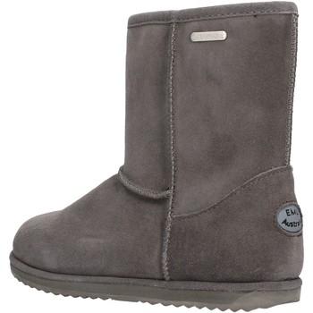 Sapatos Rapaz Botas de neve EMU - Stivale grigio K10773 GRIGIO