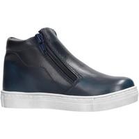 Sapatos Rapaz Sapatilhas de cano-alto Melania - Bikers blu ME2632D8I.C BLU
