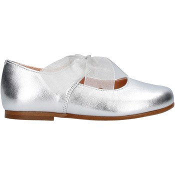 Sapatos Rapariga Sapatilhas Clarys - Ballerina argento 0954