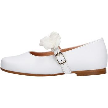 Sapatos Rapariga Sapatilhas Clarys - Ballerina bianco 1150