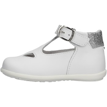 Sapatos Rapariga Sandálias Balducci - Occhio di bue bianco CITA2401 BIANCO