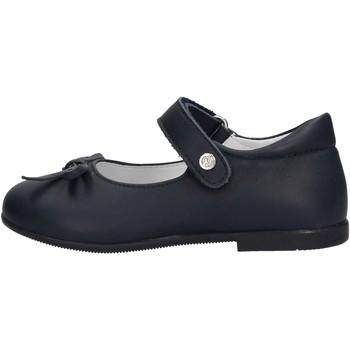 Sapatos Rapariga Sapatilhas Naturino - Ballerina 9101 blu 4524 BLU