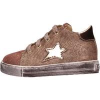 Sapatos Rapariga Botins Falcotto - Polacchino 9122 cipria SIRIO