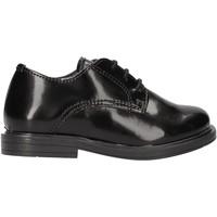 Sapatos Rapaz Sapatos Melania - Derby nero 2006 NERO