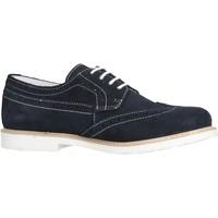 Sapatos Rapaz Sapatos Melania - Inglesina blu camoscio ME2003D8E.X BLU