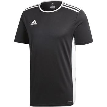 Textil Rapaz T-Shirt mangas curtas adidas Originals - T-shirt nero CF1035 J NERO