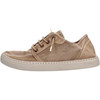 Sapatos Mulher Sapatilhas Natural World - Sneaker beige 6302E-621 BEIGE