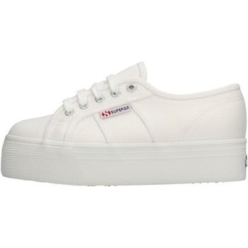 Sapatos Mulher Sapatilhas Superga - Sneaker bianco S00BVL0 2790 900 BIANCO