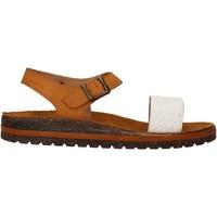 Sapatos Mulher Sandálias Michelle - Sandalo bianco BRASILIA1218