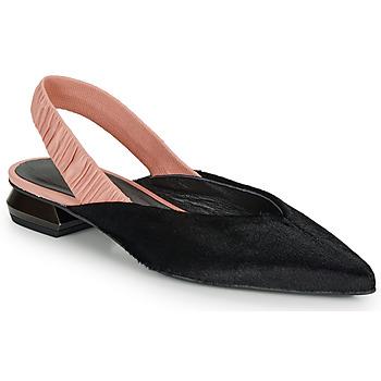 Sapatos Mulher Sabrinas Heimstone SWEDES Preto / Rosa