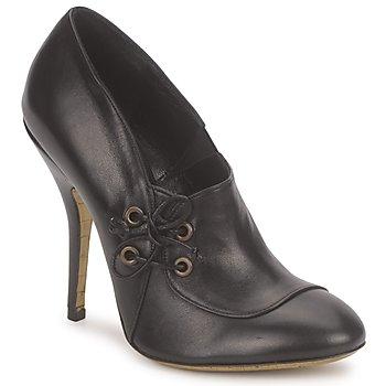 Sapatos Mulher Escarpim Gaspard Yurkievich C1-VAR1 Preto