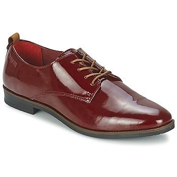 Sapatos Mulher Sapatos Bugatti VICTORIA Bordô