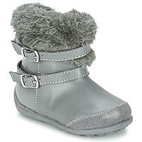 Sapatos Rapariga Botas Chicco GELDA Cinza