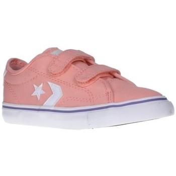 Sapatos Rapaz Sapatilhas Converse 764440C Niño Coral rouge