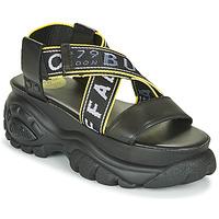Sapatos Mulher Sandálias Buffalo 1501024 Preto